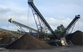 belt conveyor industry in mining