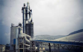belt conveyor industry for cement plants