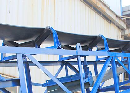 Mobile Conveyor, Portable Belt Conveyor, Moveable Belt