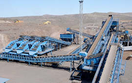 sidewall belt conveyor industry mining
