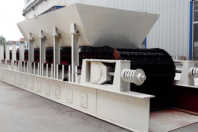 Apron Feeders Supplier
