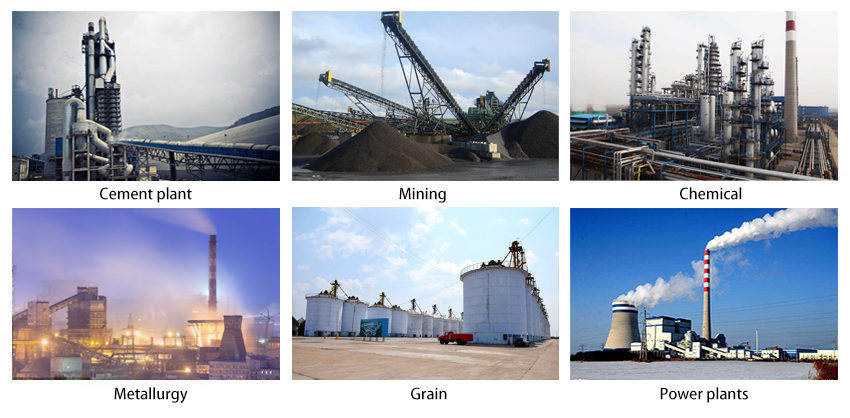 bucket elevator application industry
