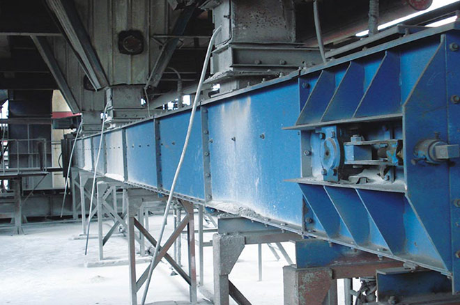 Trough Chain Conveyor