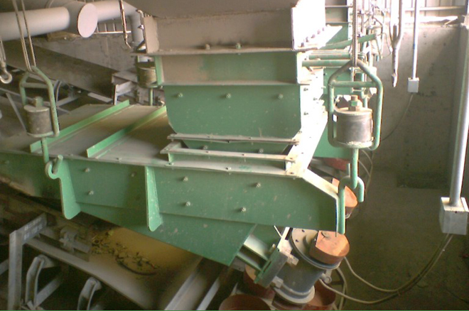 Vibrating Feeder Manufacture