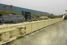 grain drag chain conveyor