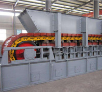The type and working principle of apron feeder