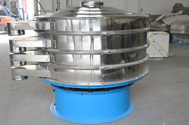 Vibratory Separator for Gum powder