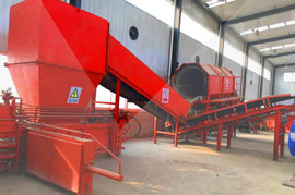 compost trommel screen