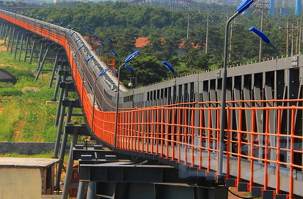 Pipe Conveyor &Fixed Belt Conveyor