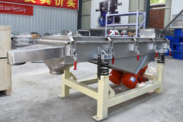 Linear Vibrating Screen machinery