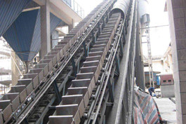 Pan Conveyor